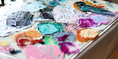 5 Week Oil Painting Course