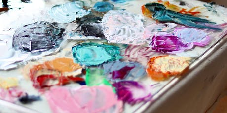 5 Week Oil Painting Course  tickets