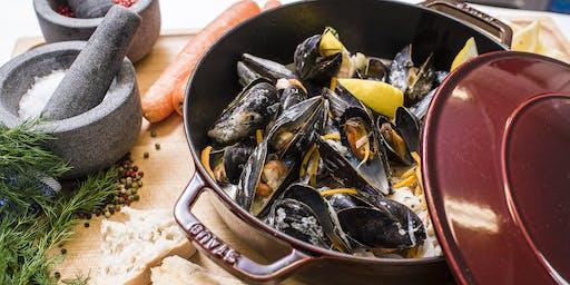 Ocean BBQ & Vinos españoles