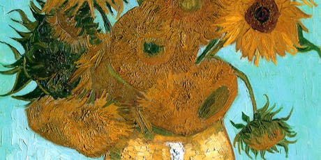 Paint Van Gogh's Sunflowers! Morning, Greenwich, Wednesday 3 July tickets