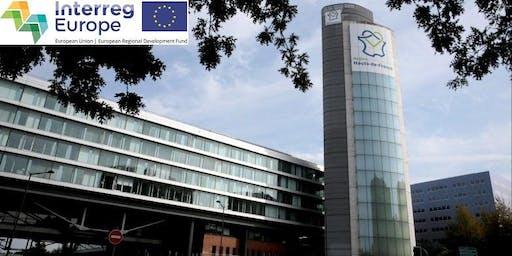 Séminaire porteurs de projets français Interreg Europe