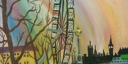 Paint London! Ealing, Friday 5 July