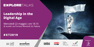 Explore Talks - Leadership in the Digital Age