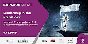 Explore Talks - Leadership in the Digital Age