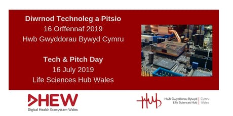 Digital Health Ecosystem Wales Tech and Pitch Day  tickets