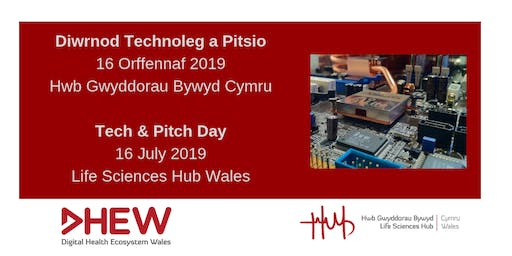 Digital Health Ecosystem Wales Tech and Pitch Day