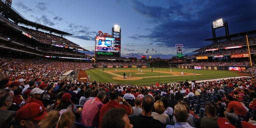 Penn Band, The Phillies, and Fireworks!