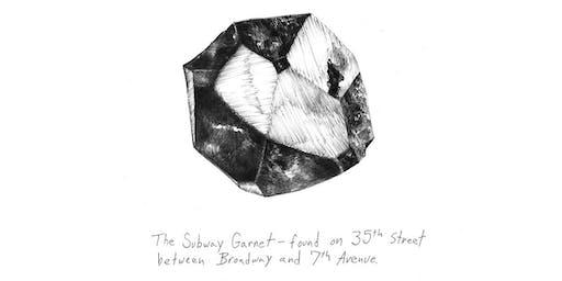 Minerals of New York – Ilana Halperin (Hunterian Friends)