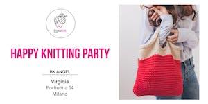 Knitting Party - Easy Shopper - MILANO