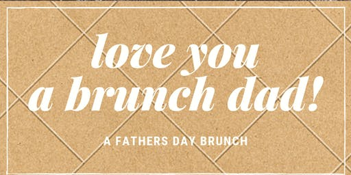 We DREAM Annual Fathers Day Brunch