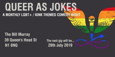 ***** as Jokes - July 2018