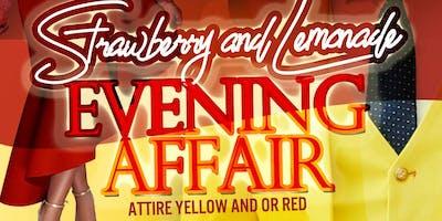 Strawberry Lemonade affair