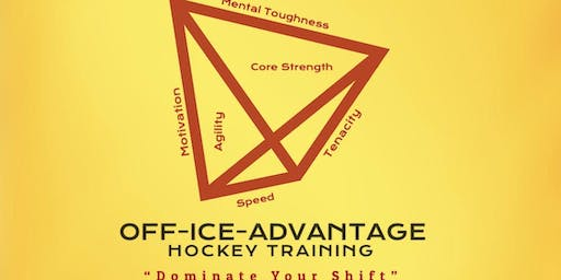 Off-Ice-Advantage Hockey Training Camp