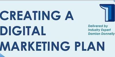 Creating a Digital Marketing Plan - 1 day workshop