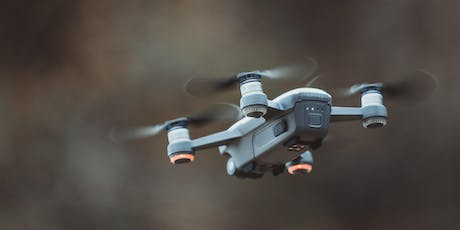 How Do Drones Work And What Is Drone Technology? - Demonstration & Talk tickets
