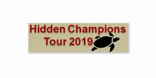 Hidden Champions Tour 2019 in Hamburg