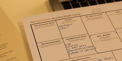 Masterclass Emotional Business Model Canvas : 2 jours pour apprendre et appliquer la méthode en 5 étapes avec vos clients, coachés, porteurs de projets