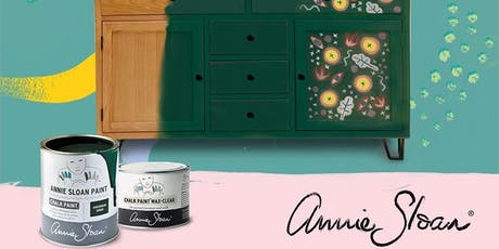 Introduction To Annie Sloan Chalk Paint tickets