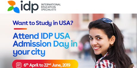 Attend USA Education Fair in Kochi – Apply for fall'19 & spring'20  tickets