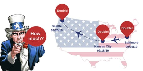Think Double - Kansas City tickets