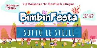 BIMBI IN FESTA SOTTO LE STELLE