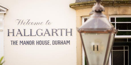 Hallgarth Manor Wedding Showcase tickets