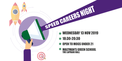 MOG Speed Careers Night