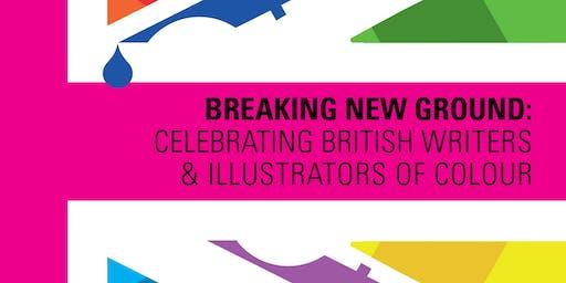 Breaking New Ground UK Tour: Edinburgh @ The Scottish Storytelling Centre