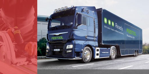 North Shields - Festool Roadshow 2019