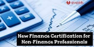 Finance for non-finance professional training - Bangalore