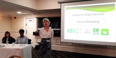 People for Public Services Forum: 13th June 2019