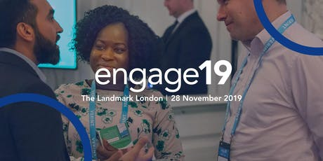 Engage EMEA 2019 tickets
