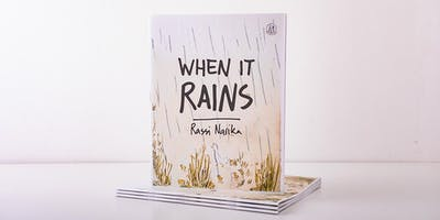 Picture book masterclass with Rassi Narika (for adults)