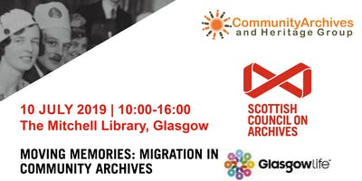 Community Archives and Heritage Group Conference 2019