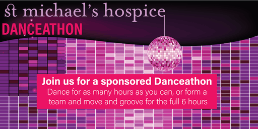 St Michael's Hospice Danceathon