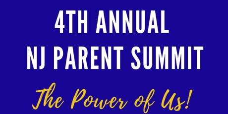 4th Annual NJ Parent Summit tickets
