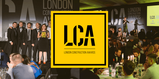 London Construction Awards (LCA) part of London Build