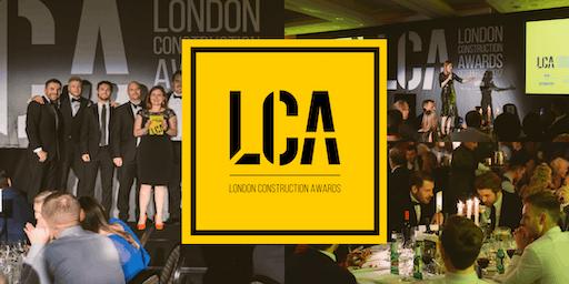 London Construction Awards (LCA) part of London Build