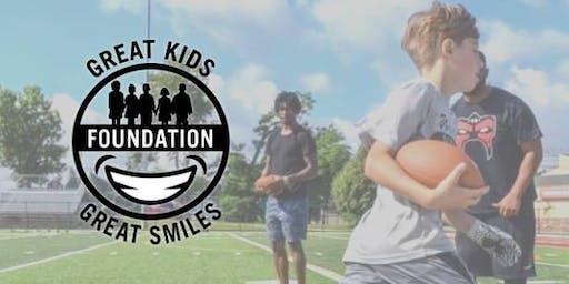 Great Kids Great Smiles Presents Bearcat Alumni Flag Football Game
