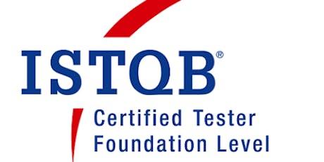 ISTQB CT Foundation Level SK tickets