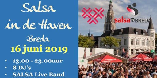 "Salsa In De Haven Breda ""Spanjaardsgatfestival"""