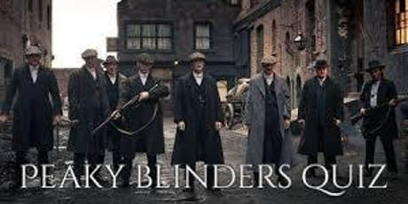 Peaky Blinders Quiz Night tickets