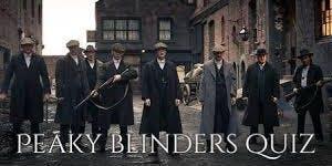 Peaky Blinders Quiz Night