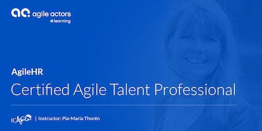AgileHR: Certified Agile Talent Professional