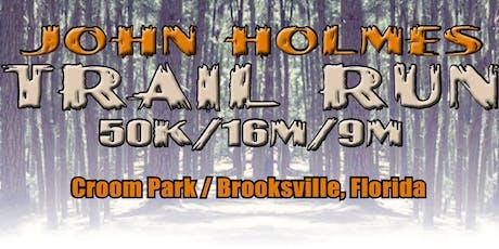 John Holmes Trail Run tickets
