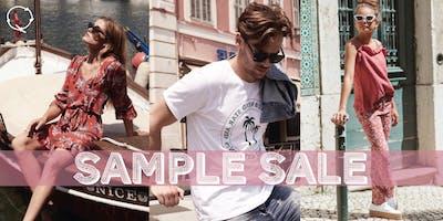 Circle of Trust Sample Sale S/S19 | 25 Mei | 10:00