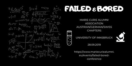Failed and Bored Conference tickets