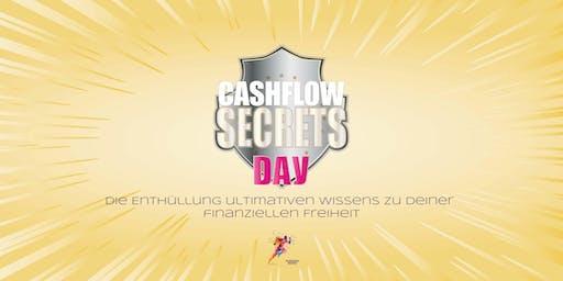 2. CASHFLOW SECRETS DAY – Die Enthüllung ultimativen Wissens zu deiner finanziellen Freiheit