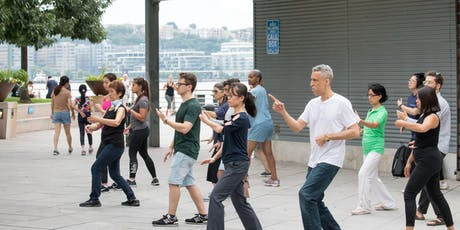 Healthy on the Hudson x Tai Chi tickets
