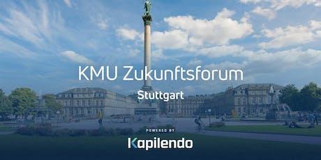 KMU Zukunftsforum: Unternehmertum 4.0 – digital, agil, fortschrittlich Tickets